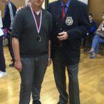 Mateo cerin srebrna medalja prvenstvo hrvatske zračna puška i Goran Martinović