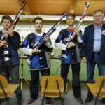 Olimpijske nade Zadar 2015 Strijelci streljačkog kluba rovinj