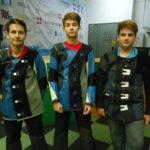 Strijelci rovinja na prvenstvu hrvatske u Osijeku 2015