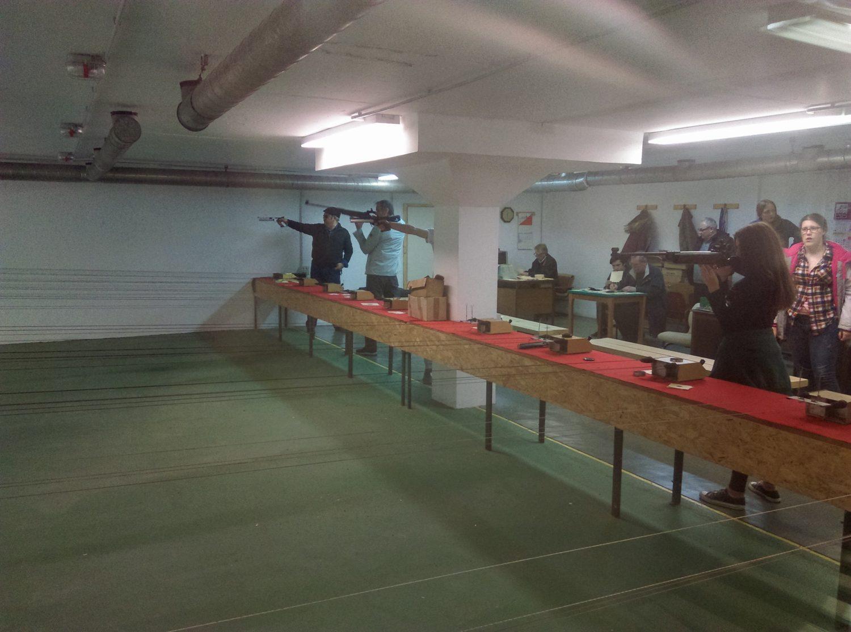 Županijsko prvenstvo serijska zračna puška i pištolj Pula