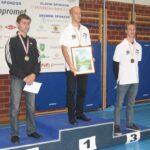 Strijelci streljačkog kluba rovinj na grand prix belgrade 2011 tiziano šuran
