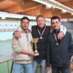 Franko Licul, Ivica Vrkić i Goran Matošević