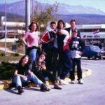 Ekipa streljačkog kluba rovinj na učki 1999