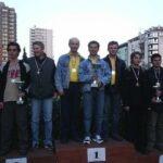 Franko Licul, Ivica Vrkić i Goran Matošević prvenstvo hrvatske