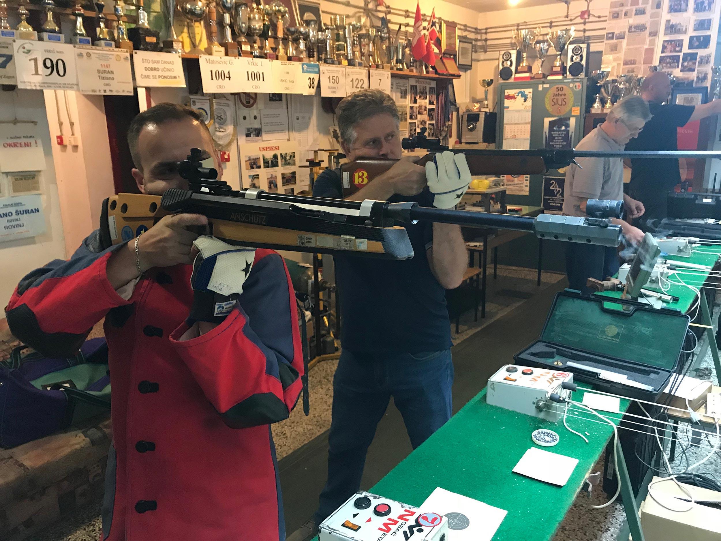 Otvoreni turnir u streljaštvu Grada Rovinja-Rovigno 17.09.2016