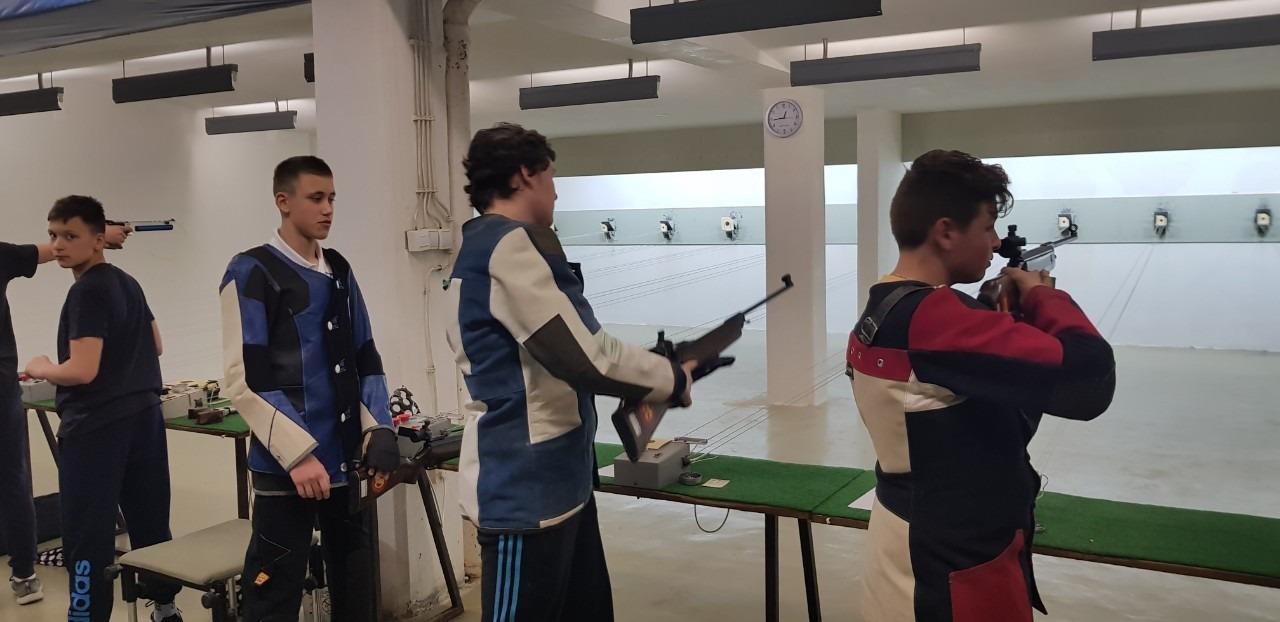 Prvenstvo hrvatske sportsko streljaštvo seriska zračna puška
