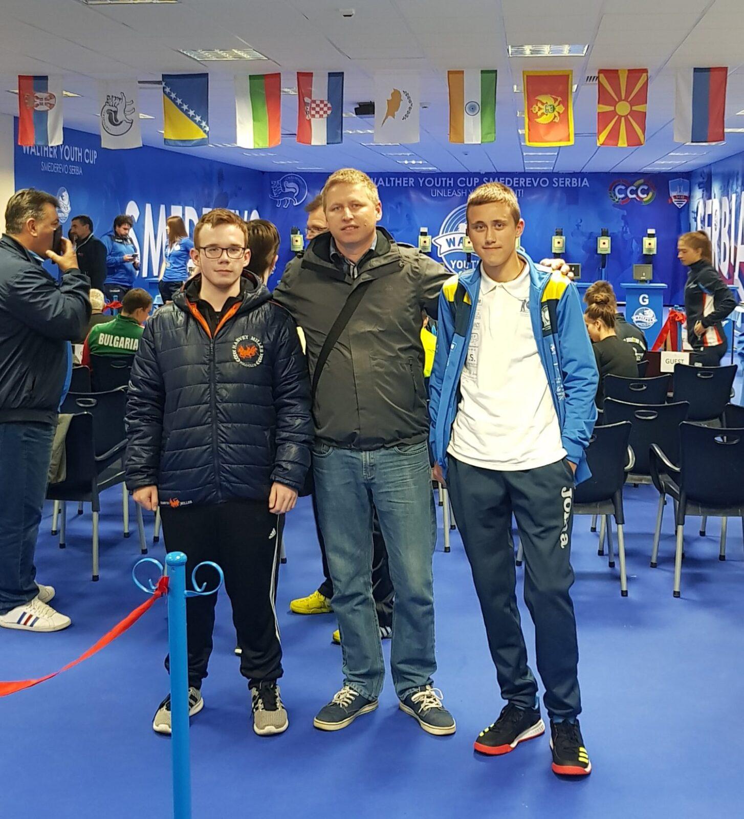 Strijelac Rovinja nastupio na Walther youth cupu u Smederevu!