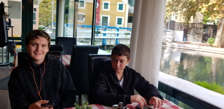1.a hrvatska liga natjecanje u solinu salona DC open