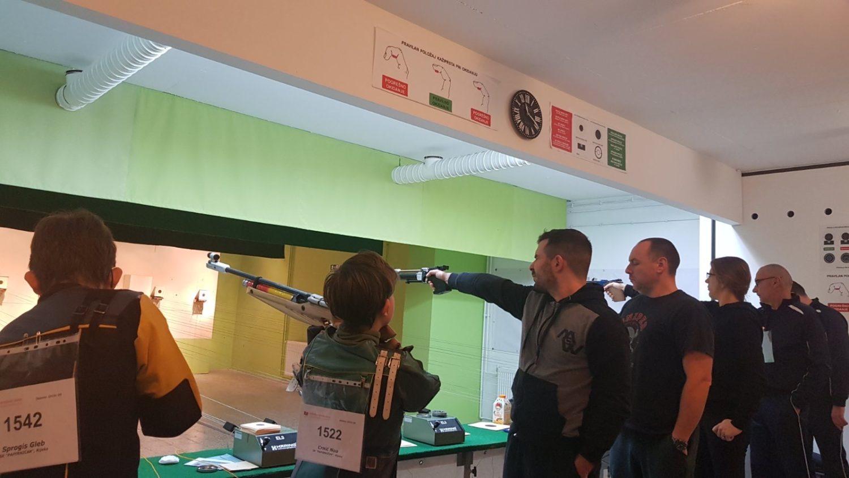 sportsko streljaštvo u rovinju