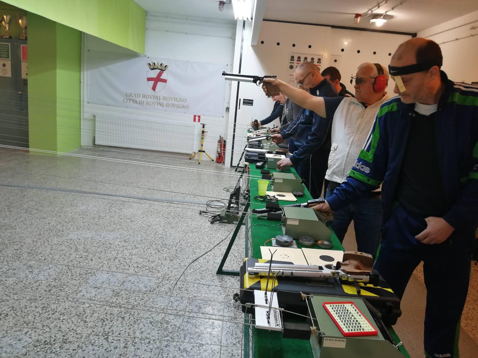 4.kolo 1.B Hrvatske Lige u Rovinju-Rovigno 19.02.2020