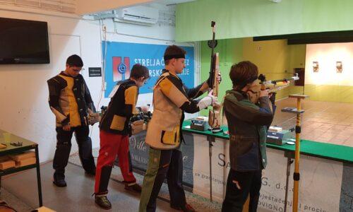 Priopćenje za javnost – otvaranje zračne streljane za treninge svih uzrasnih kategorija 2021/2022