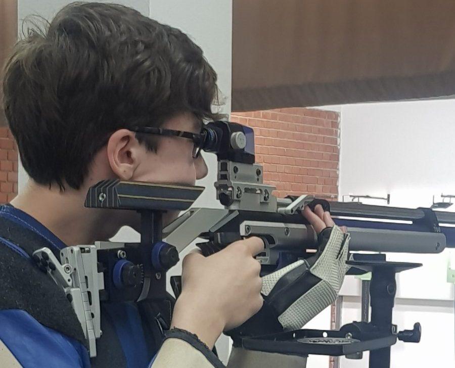 maksim nedeljković strijelac streljačkog kluba rovinj
