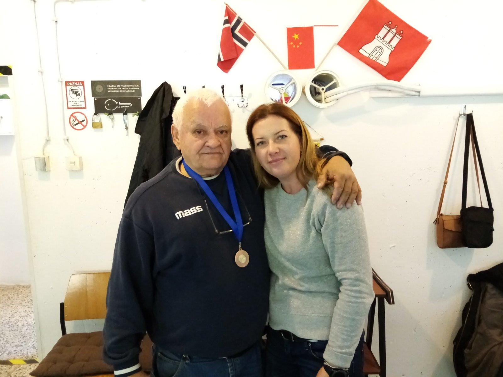 Nedeljko Čakalo s Gordanom zgrablić na županijskom prvenstvu