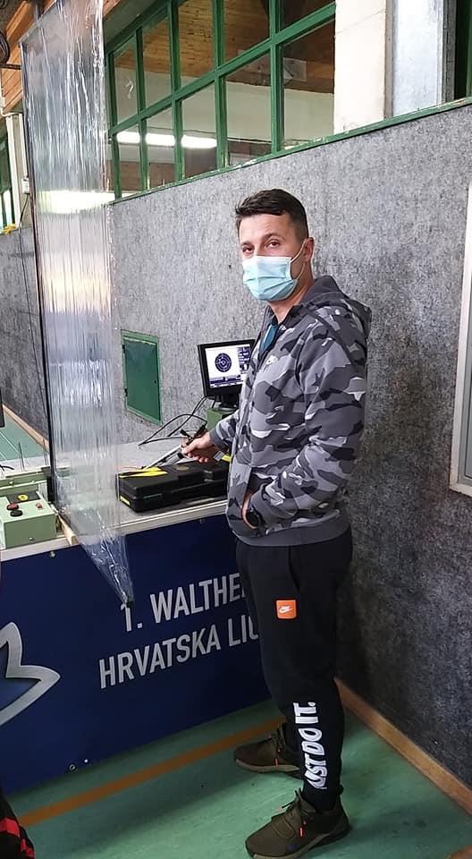 3.kolo 1.Walther Hrvatske lige – Zvonimir postigao zadovoljavajući rezultat