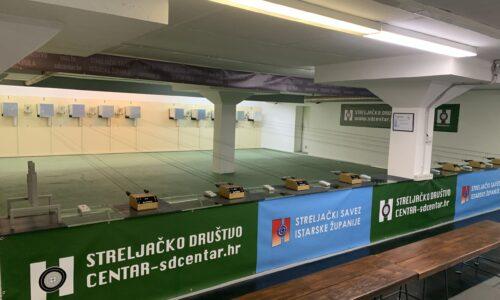 Poziv na prvenstvo županije – serijska zračna puška i pištolj 2021 u Puli-Pola