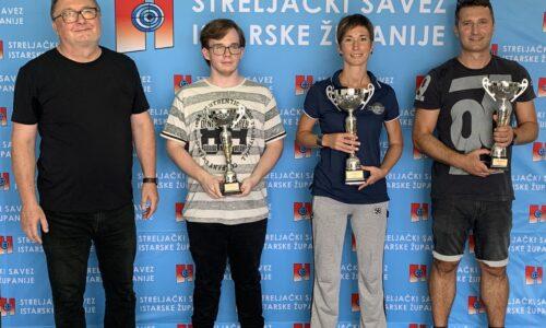 Održan Kup županije i polufinale kupa Hrvatske u Puli-Pola