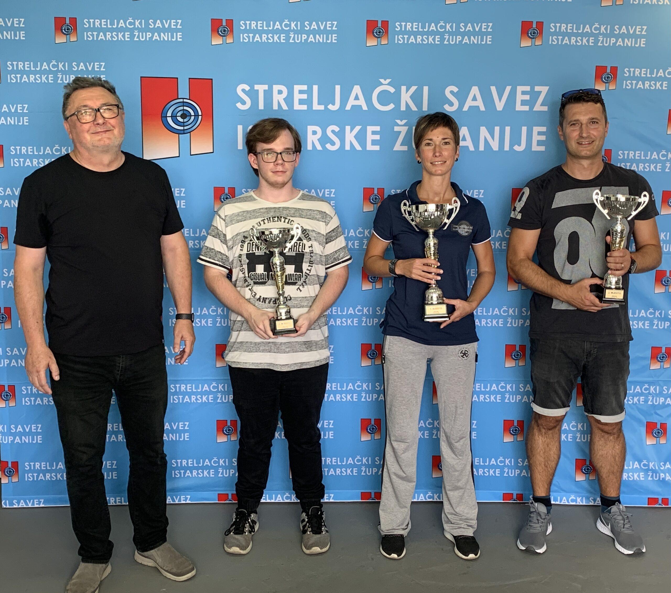 Pročitajte više o članku Održan Kup županije i polufinale kupa Hrvatske u Puli-Pola