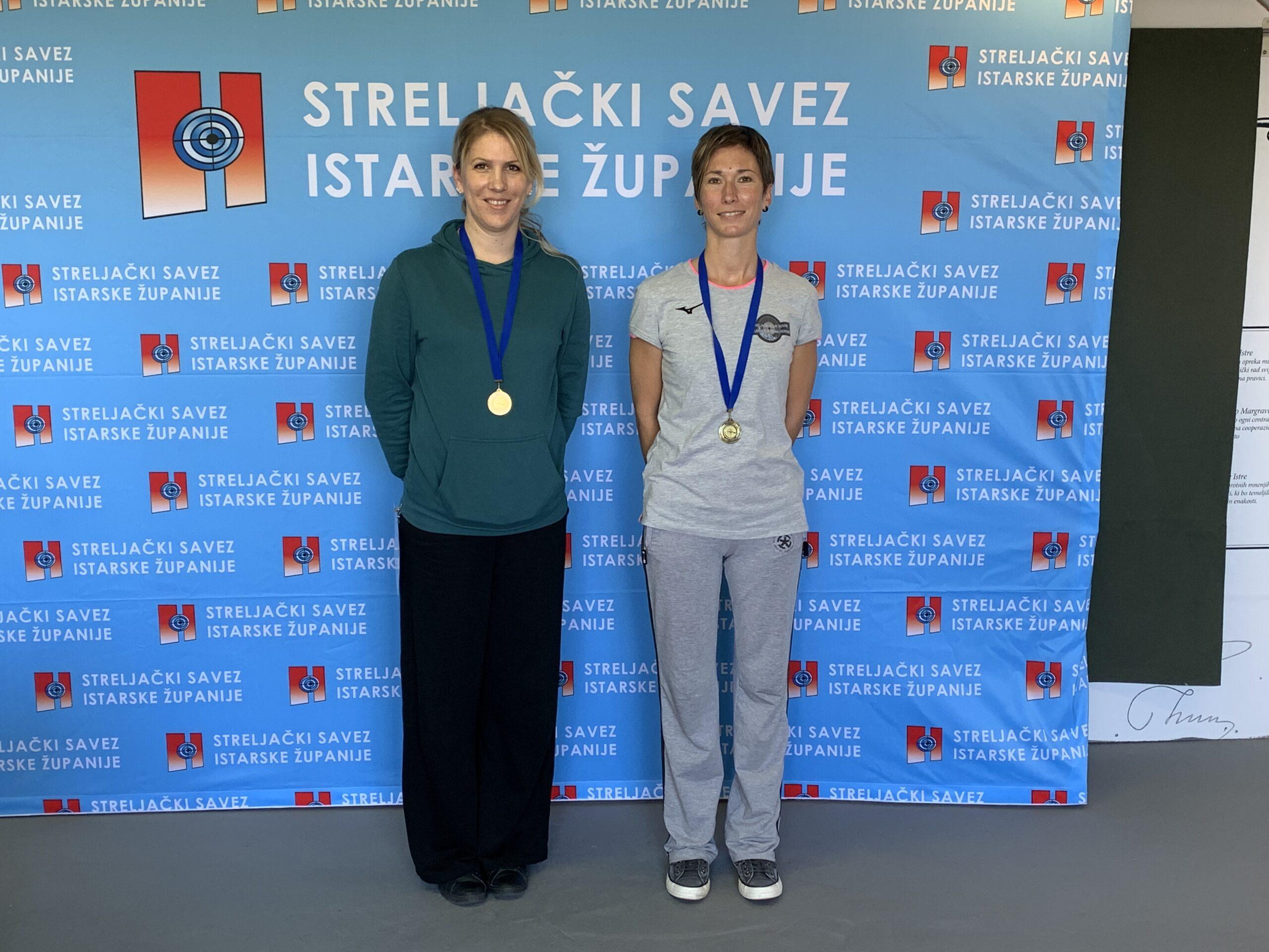 Pročitajte više o članku Na prvenstvu županije Zlatka Hlebec osvojila zlatnu medalju